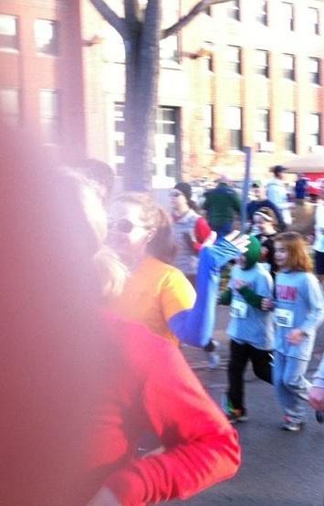 Me at Rotary Run 2012